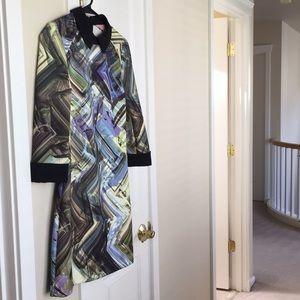 Ted Baker Mini Dress Size 0